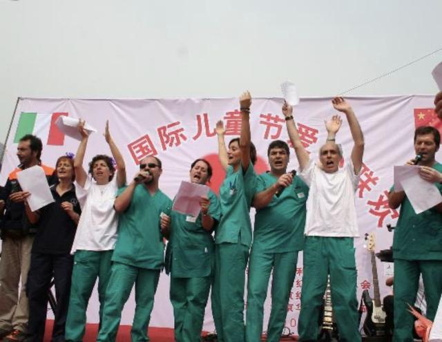意大利汶川时留下一座黑科技医院,12年后,四川人说这情我们还了
