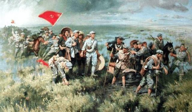 红军曾经走过的草地,究竟变成什么样?看到照片让人大开眼界